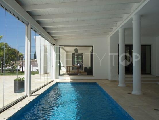 For sale villa in Sotogrande Costa with 6 bedrooms | John Medina Real Estate