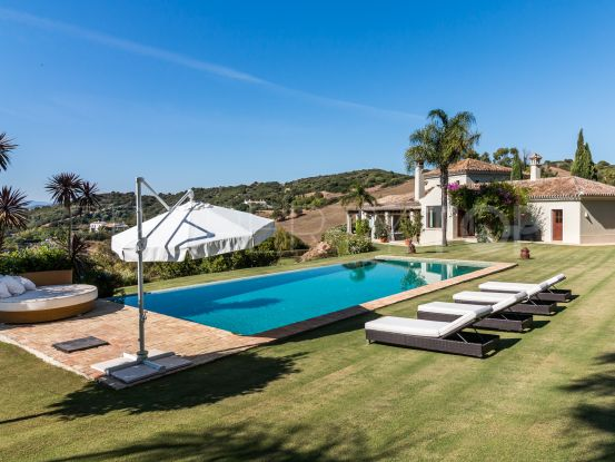 Finca in Sotogrande | John Medina Real Estate