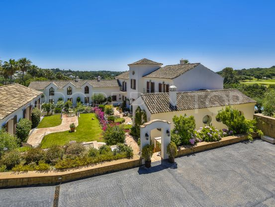 For sale Sotogrande Alto mansion | John Medina Real Estate