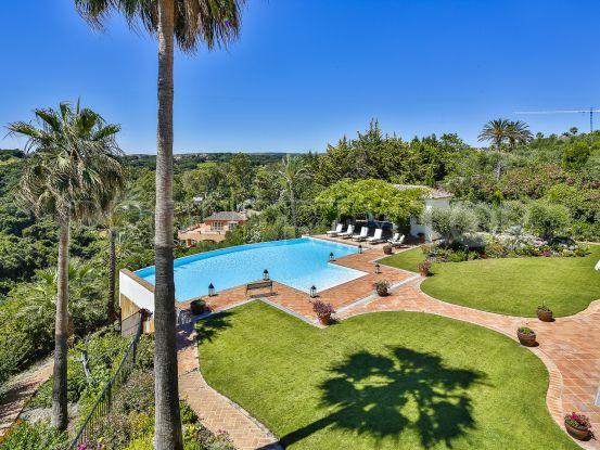 For sale Sotogrande Alto mansion | John Medina Real Estate