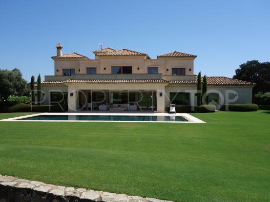 San Roque Club villa | John Medina Real Estate