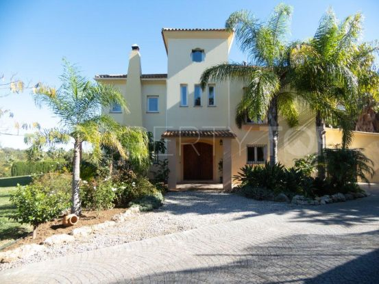 Buy Sotogrande Alto villa with 5 bedrooms | John Medina Real Estate