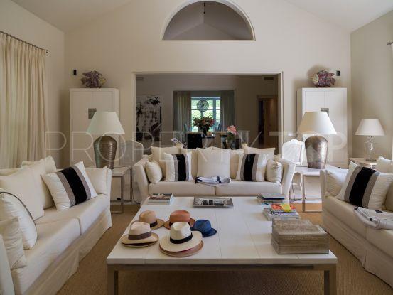 5 bedrooms villa in Sotogrande Costa for sale | John Medina Real Estate