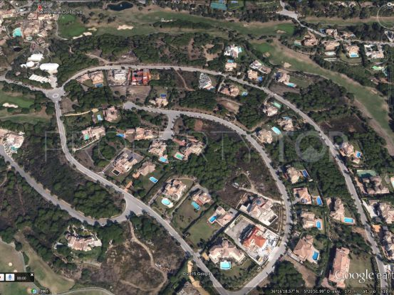 For sale plot in Almenara, Sotogrande | John Medina Real Estate