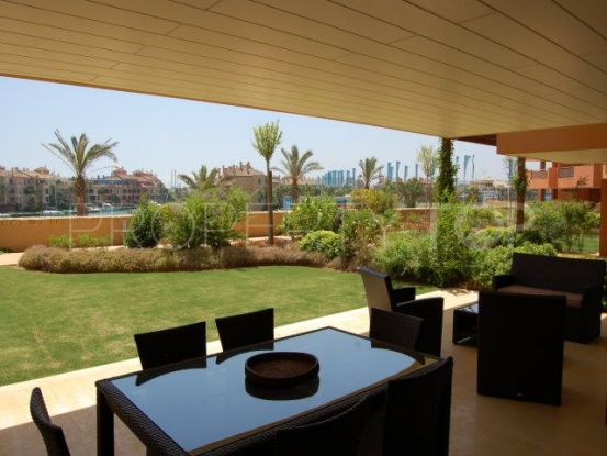 Ground floor apartment for sale in Ribera del Marlin with 2 bedrooms | John Medina Real Estate