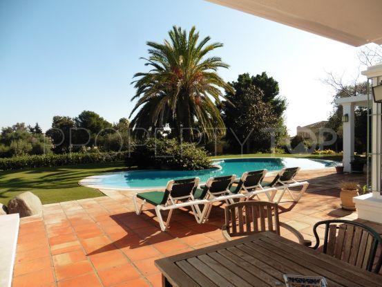 For sale villa in Sotogrande Alto with 4 bedrooms | John Medina Real Estate