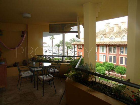 Apartment with 1 bedroom in Sotogrande Puerto Deportivo | John Medina Real Estate
