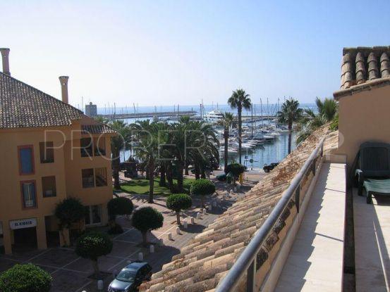 3 bedrooms penthouse in Sotogrande Puerto Deportivo | John Medina Real Estate