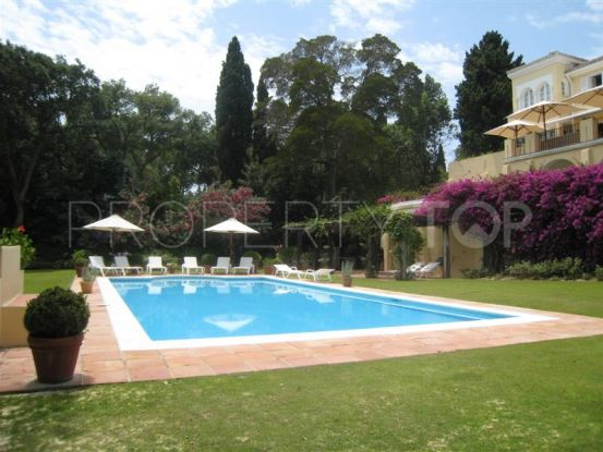 For sale 7 bedrooms villa in Sotogrande Costa | Peninsula Properties