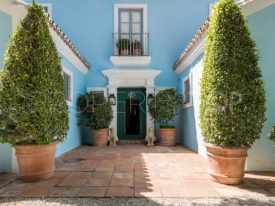 Villa with 5 bedrooms for sale in Sotogrande Alto | Peninsula Properties