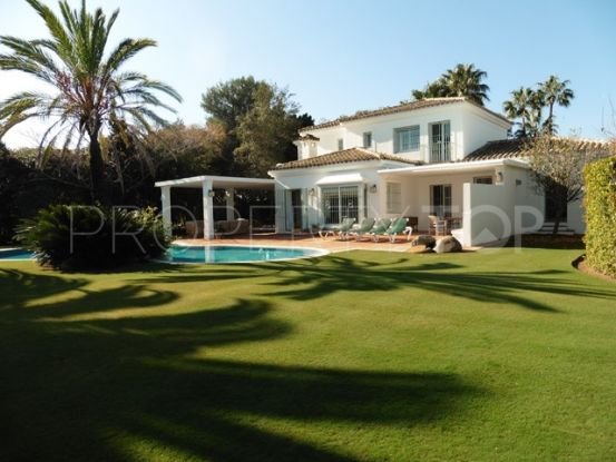 Villa with 4 bedrooms in Sotogrande Alto | Peninsula Properties