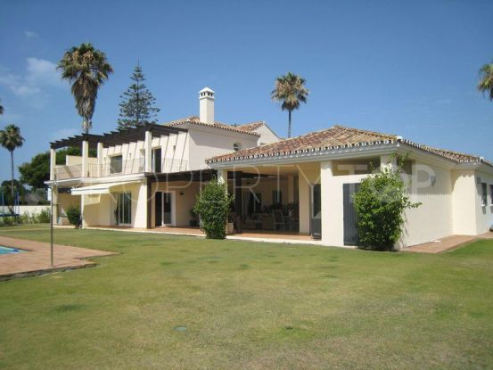 For sale villa in Sotogrande Costa with 7 bedrooms | Peninsula Properties