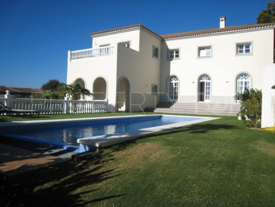 Villa in Sotogrande Alto with 4 bedrooms | Peninsula Properties