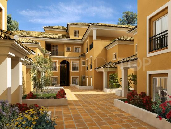 For sale apartment in Pueblo Nuevo de Guadiaro | Savills Sotogrande