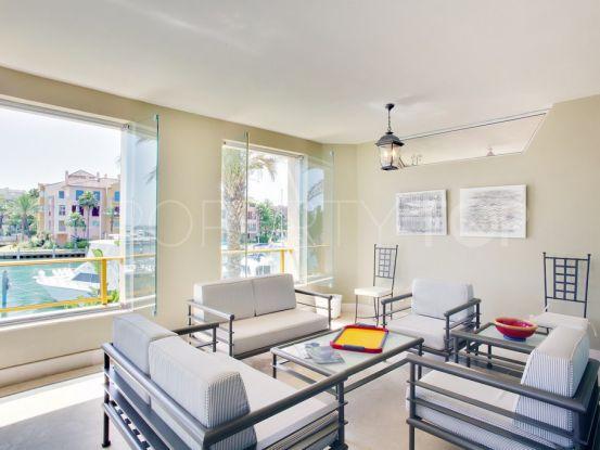 Buy Marina de Sotogrande 3 bedrooms apartment | Savills Sotogrande