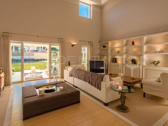 For sale villa in Sotogrande Costa with 6 bedrooms | Savills Sotogrande