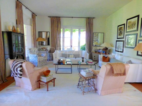 For sale 7 bedrooms villa in Los Altos de Valderrama, Sotogrande | Savills Sotogrande