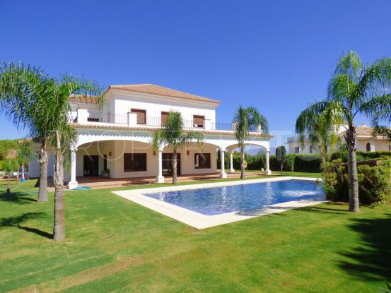For sale Sotogrande Alto villa | Savills Sotogrande