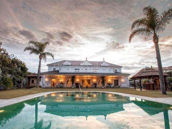 For sale Sotogrande Alto villa | Savills Sotogrande