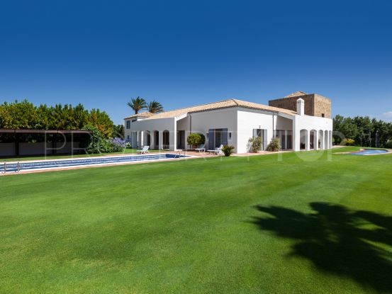Buy villa in Los Altos de Valderrama with 6 bedrooms | Savills Sotogrande