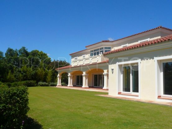 Villa for sale in Sotogrande Costa with 4 bedrooms | Savills Sotogrande