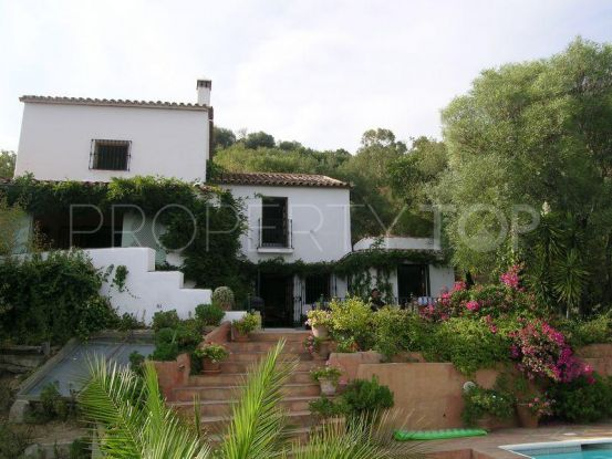 For sale country house with 4 bedrooms in Gaucin | Savills Sotogrande