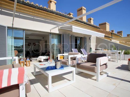 3 bedrooms Marina de Sotogrande penthouse for sale | Savills Sotogrande