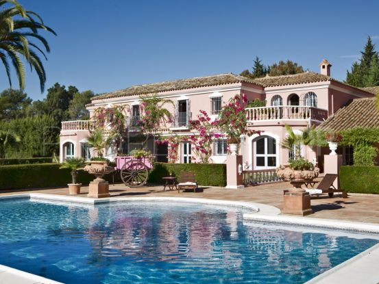 Villa for sale in Sotogrande Costa | Savills Sotogrande