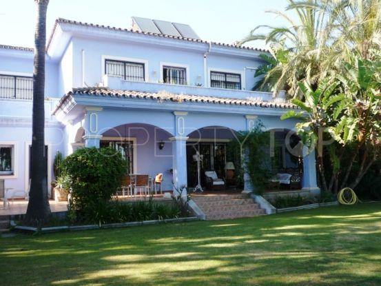 Marbella Centro villa with 4 bedrooms | Gilmar Marbella Golden Mile
