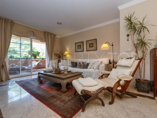 For sale ground floor apartment with 3 bedrooms in Balcones de Puente Romano, Marbella Golden Mile | Gilmar Marbella Golden Mile