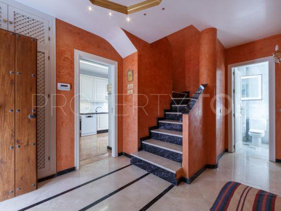 Buy semi detached house in Cascada de Camojan with 3 bedrooms | Gilmar Marbella Golden Mile