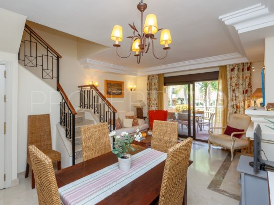 Semi detached house for sale in Bahia de Marbella with 2 bedrooms | Gilmar Marbella Golden Mile
