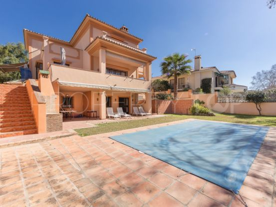 For sale villa in Marbella Centro with 7 bedrooms | Gilmar Marbella Golden Mile