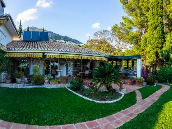 12 bedrooms villa in Mijas Pueblo for sale | Gilmar Marbella Golden Mile