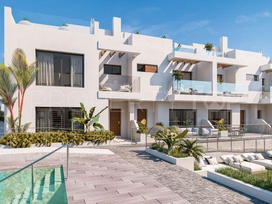 El Castillo 5 bedrooms semi detached house for sale | Gilmar Marbella Golden Mile