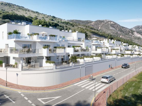 For sale Benalmadena Pueblo apartment | Gilmar Marbella Golden Mile