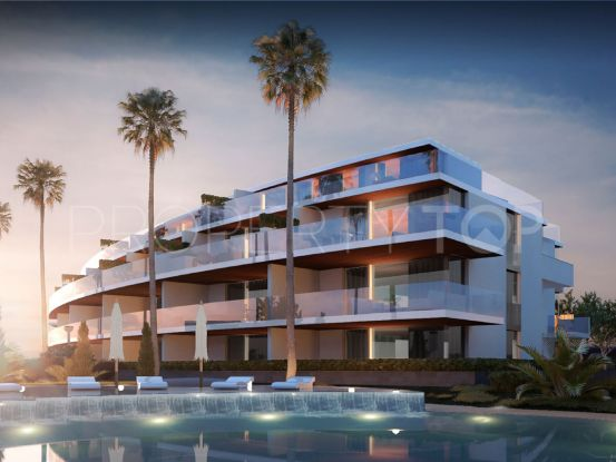 Buy apartment in Calanova Golf with 2 bedrooms | Gilmar Marbella Golden Mile