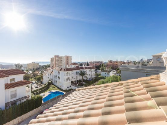 Duplex penthouse for sale in Torremolinos Centro with 4 bedrooms | Gilmar Marbella Golden Mile