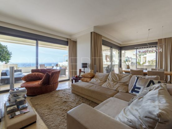 Buy duplex penthouse in Los Monteros Hill Club | Gilmar Marbella Golden Mile