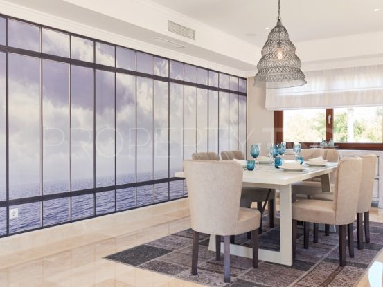 4 bedrooms duplex penthouse for sale in Marbella Golden Mile | Gilmar Marbella Golden Mile