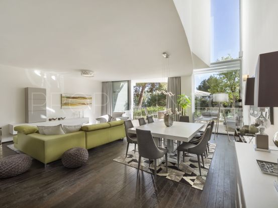For sale town house in Sierra Blanca with 2 bedrooms   Gilmar Marbella Golden Mile