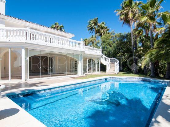 For sale Elviria villa with 4 bedrooms | Gilmar Marbella Golden Mile