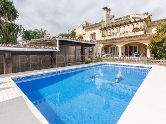 Buy semi detached house with 5 bedrooms in Marbella Centro | Gilmar Marbella Golden Mile