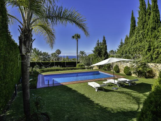 Villa with 5 bedrooms for sale in Balcones de Sierra Blanca, Marbella Golden Mile | KS Sotheby's International Realty