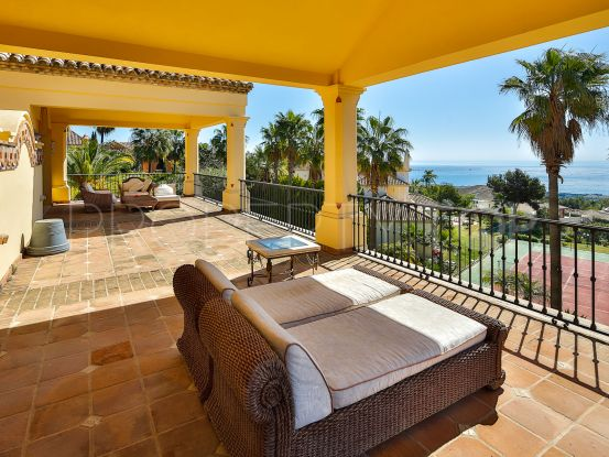 Villa with 6 bedrooms for sale in Sierra Blanca, Marbella Golden Mile | KS Sotheby's International Realty
