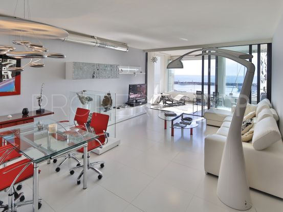 For sale penthouse in Marbella - Puerto Banus with 2 bedrooms | KS Sotheby's International Realty
