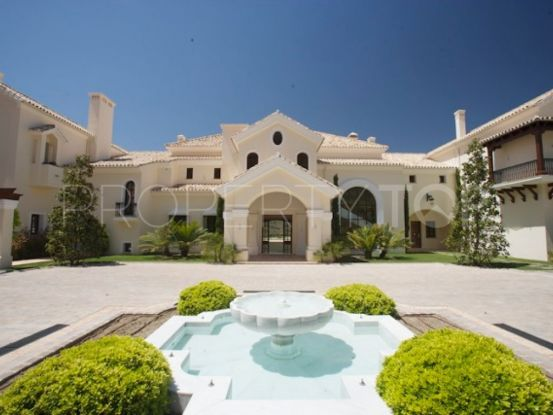For sale La Zagaleta mansion | KS Sotheby's International Realty