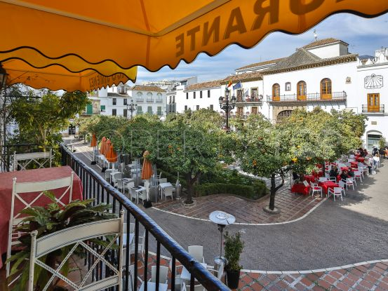 Unique building for sale in Marbella Centro with 3 bedrooms | KS Sotheby's International Realty