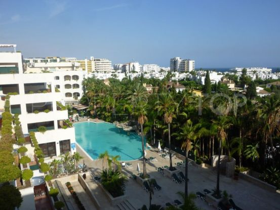 For sale duplex penthouse in Marbella Golden Mile | KS Sotheby's International Realty