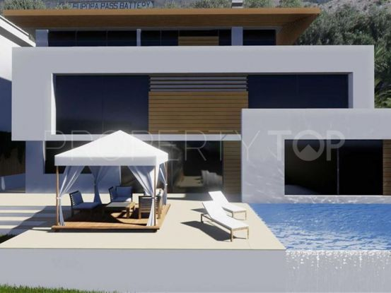 Semi detached villa in Buena Vista Park, Gibraltar - South District   KS Sotheby's International Realty